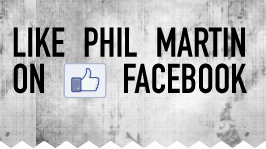 Like Phil Martin on Facebook